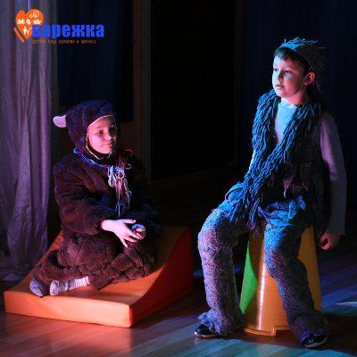 театральная студия Поварешка